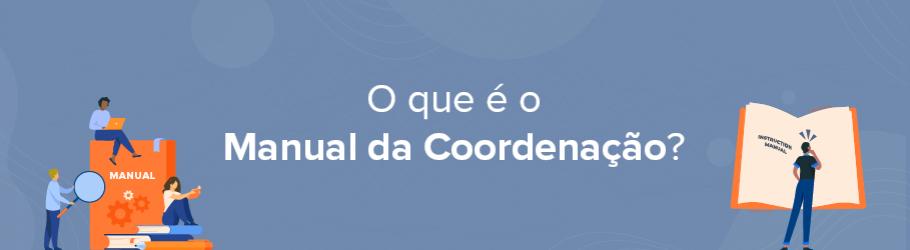 O Manual da Coordenação é um instrumento para auxiliar as comissões coordenadoras no desenvolvimento das suas atividades rotineiras de gestão e de orientação acadêmica, otimizando a utilização do tempo na busca por informações...
